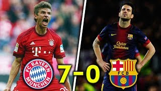 10 Matches That RUINED Barcelona!