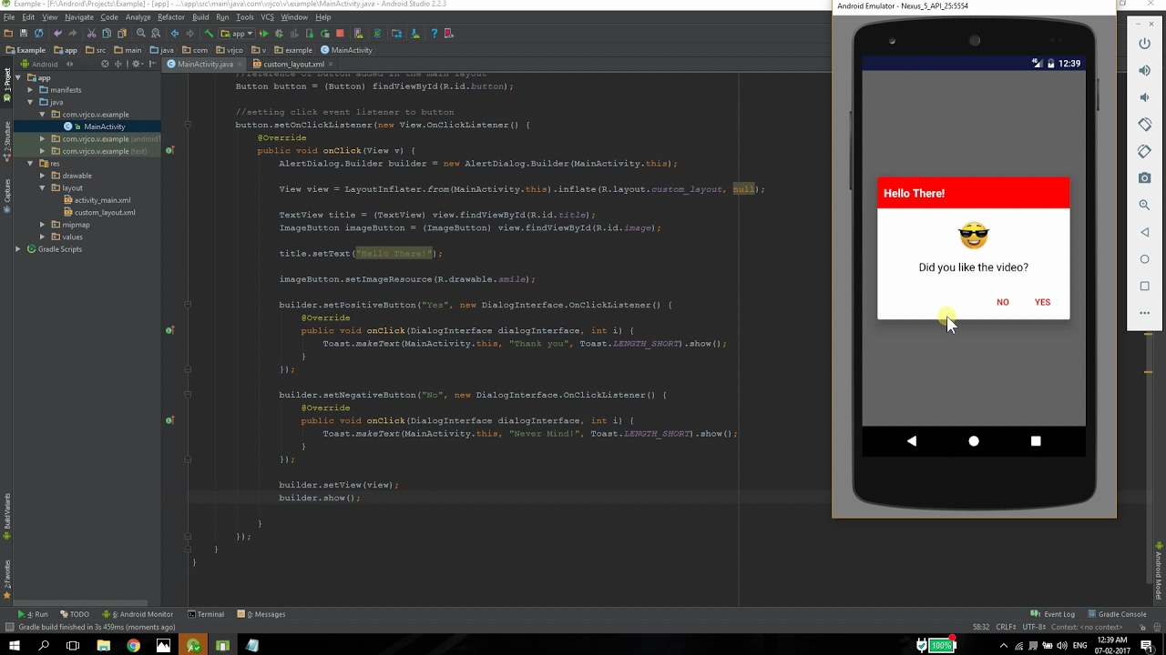 Android ViewPagerTabStrip Fragments Tutorial - swipetips.com