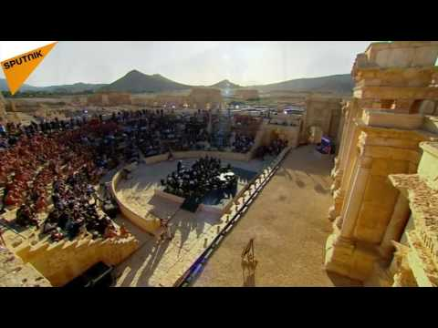 Pray For Palmyra: Russian Maestro Performs in Syria With Mariinsky Orchestra