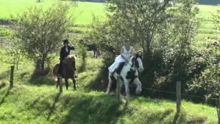 Call a Pony - Eine Hochzeit in Ramsau