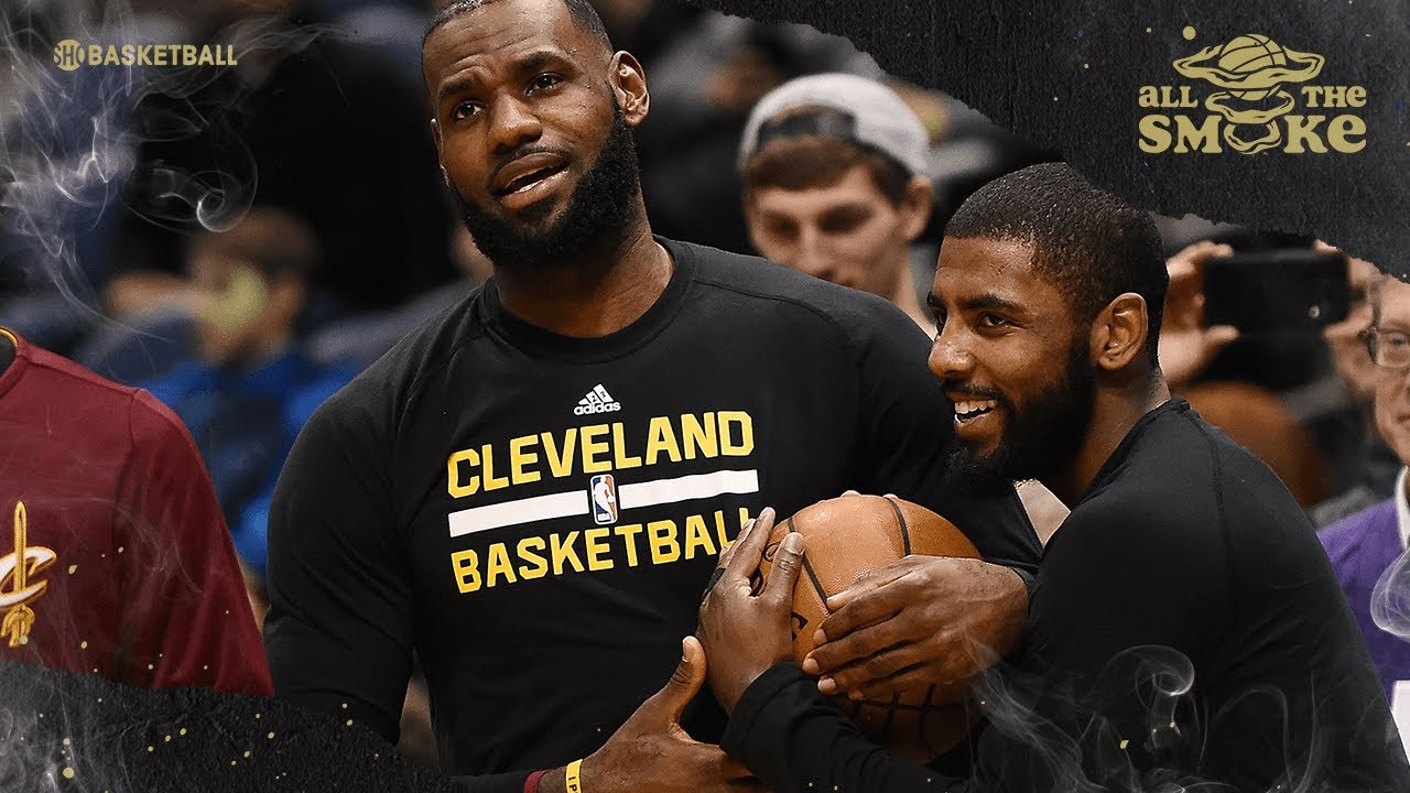 Phil Handy Reveals The Truth Behind Lebron & Kyrie's Relationship in Cleveland | ALL THE SMOKE