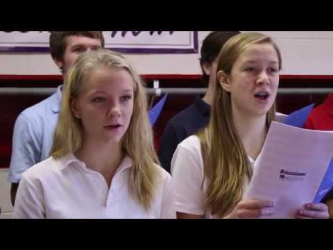Choral Countdown to Christmas 2017: Mansfield Christian School