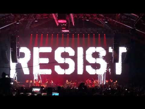 Concert Roger Waters - Pink Floyd Lyon 09/05/18