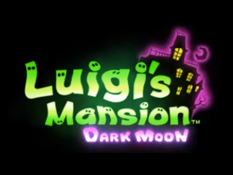 Luigi's Mansion: Dark Moon - Episode 1: Poltergust 5000