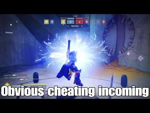Destiny 2 Cheaters Caught in Action