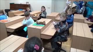 КДМШ №33 урок сольфеджіо №19. Учні 2 класу