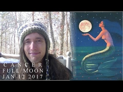 Astrology Forecast - Full Moon in Cancer, January...