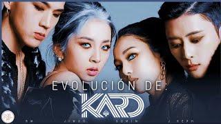 Evolución de KARD (2017 - 2020)
