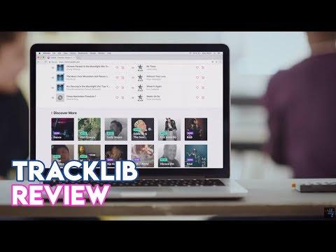 Tracklib Music Service Review - Digital DJ Tips