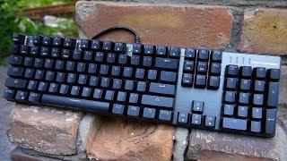 Motospeed CK888 - Механическая RGB клавиатура. Лучшая механика из Китая!
