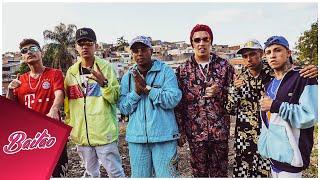 Смотреть клип Mc'S Dr, Fioti, Neguin Da Brc, Kaverinha, Rhamon, Modelo E Bmo - Funk No Topo