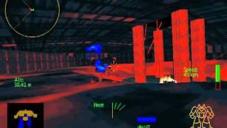 MechWarrior 2: Mercenaries - Solaris VII 3049 Championship Games - Mission 1 - 4-Cross