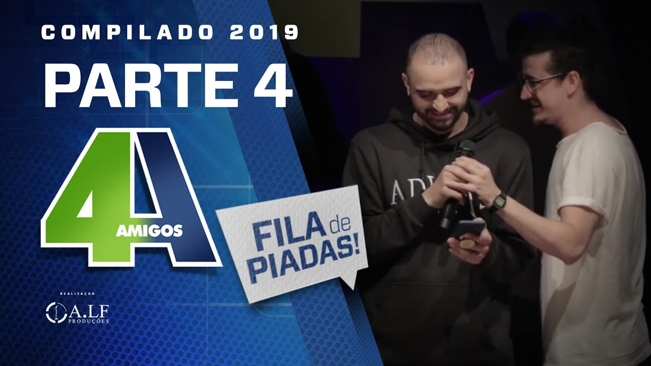 COMPILADO FILA DE PIADAS - 2019 - #4