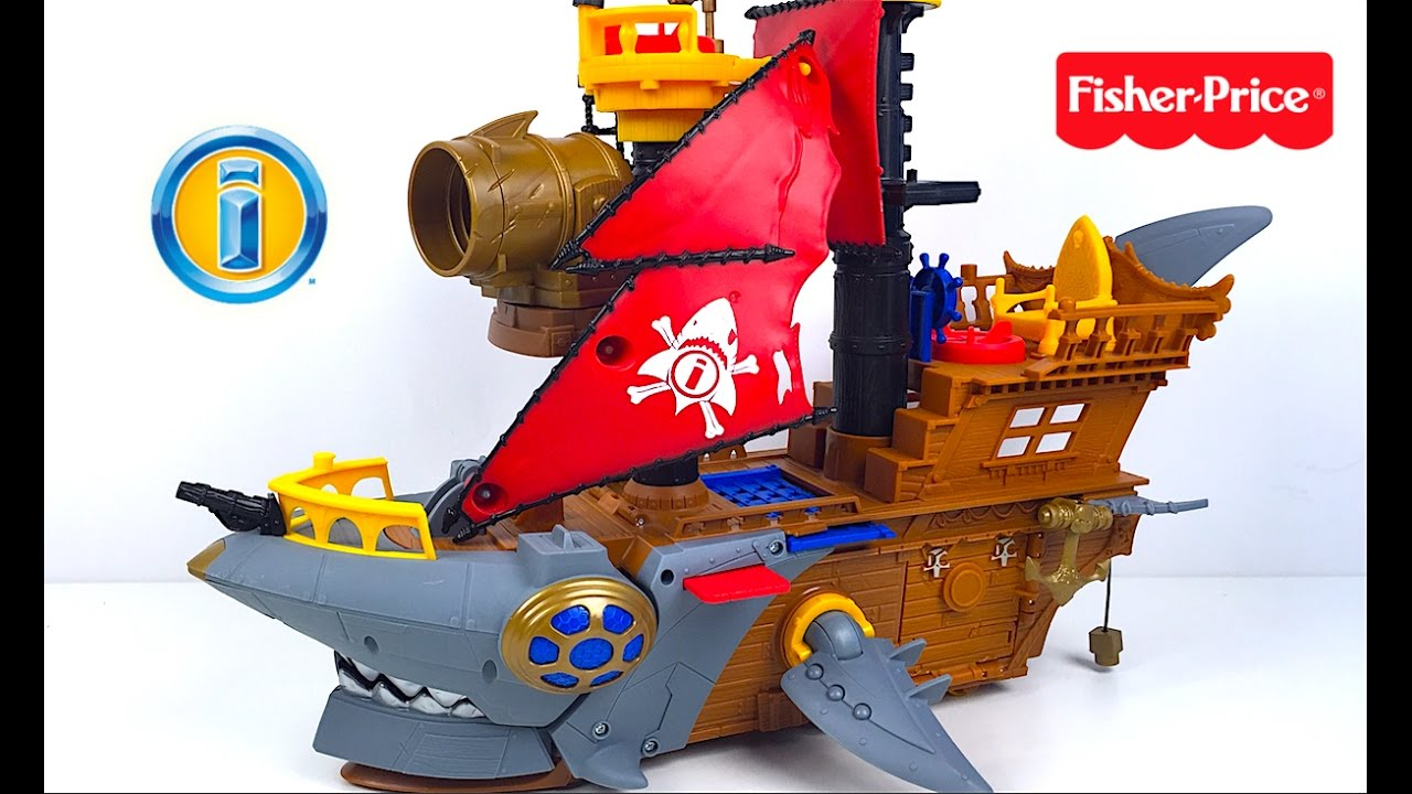 Worksheet. IMAGINEXT MORDEDURA DEL TIBURON BARCO PIRATA TESORO SHARKBITE SHIP