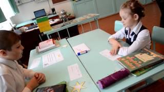 Урок английского языка Артёмовой В П , 3 класс