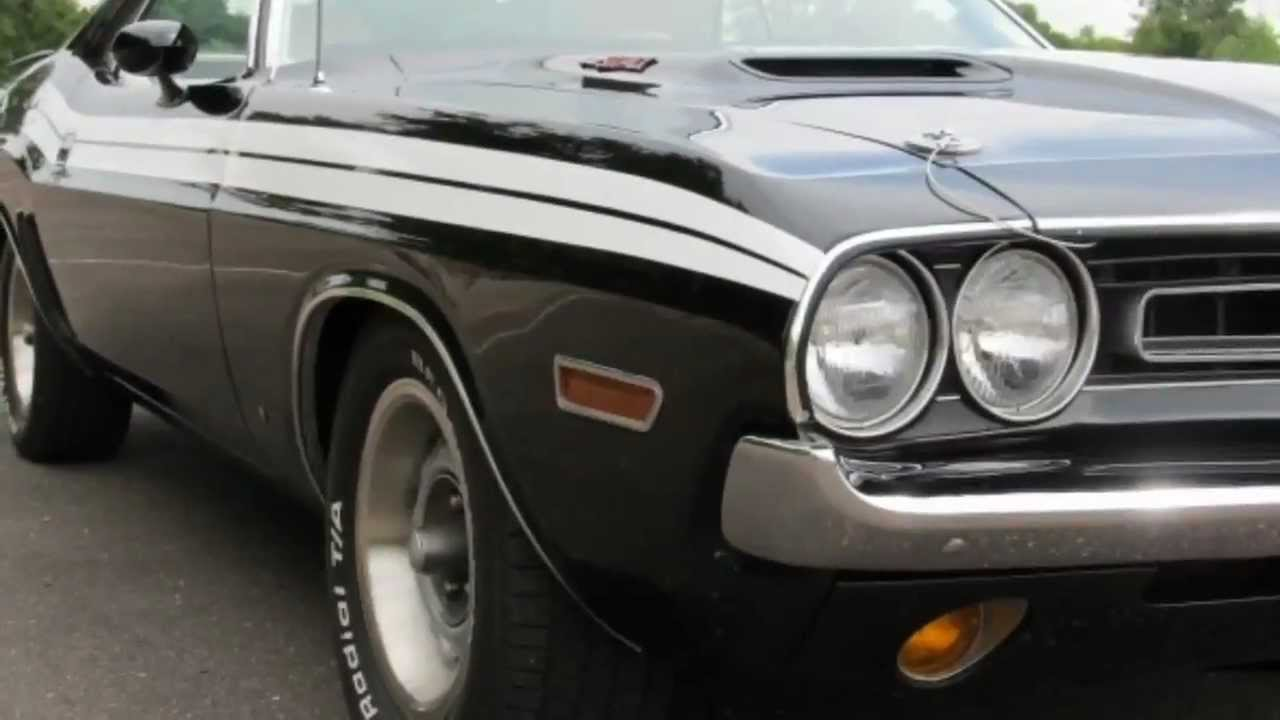 1971 dodge challenger rt for sale classic cars mn youtube. Black Bedroom Furniture Sets. Home Design Ideas