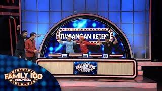 Wow! Semua pertanyaan di sapu bersih oleh Timbangan Rezeki! - PART 3 - Family 100 Indonesia