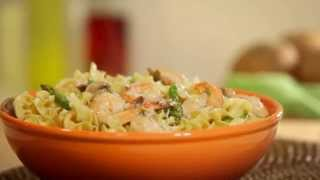 Pasta Recipes - How To Make Shrimp And Asparagus Pasta
