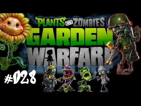 plants vs zombies garden warfare spielen