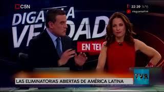 Las eliminatorias abiertas de América Latina