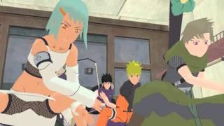 [MMD] Naruto WAVE!