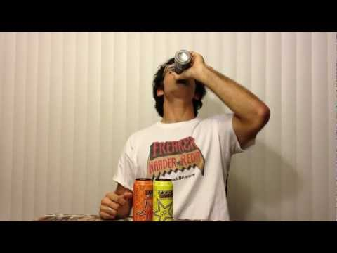 Chug A Lotta: Episode 3 Rockstar Recovery Total Brand Chug (48 oz) Review
