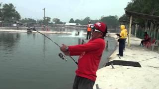 XZOGA FISHING ROD ROCK PYTHON 7''0'