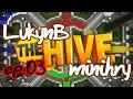 LukynB, Kája | Minecraft minihry | E03 - Opět hive | PC CZ/SK | 720p