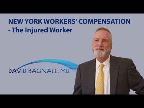 NY Workers' Comp - The Injured Worker