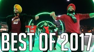 Bhangra Empire - Best of 2017 - Freestyle