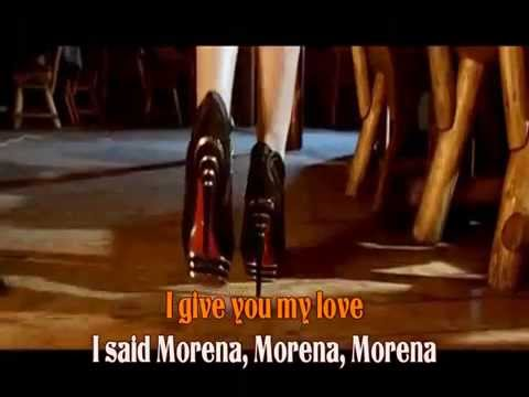 Tom Boxer Feat  Antonia Morena My Love ( Karaoke )