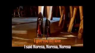 Tom Boxer Feat Antonia Morena My Love Karaoke