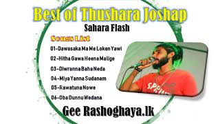 Gambar cover Best of Thusara Joshap (Sahara Flash)