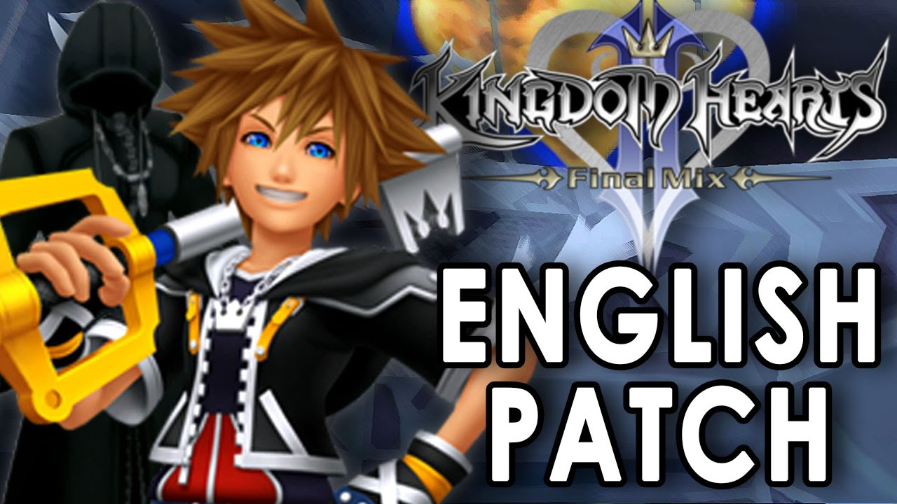 patch kingdom hearts 2 final mix ita