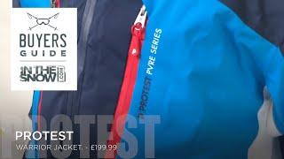 Protest Warrior Ski Jacket Review