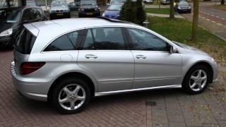 Mercedes-Benz R-Klasse R 280cdi Automaat7 ECC Navi Electr. stoelen Xenon 6 Persoons 19