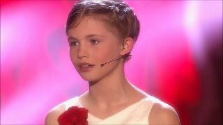 Sterre sings Ave Maria │ Superkids 2015