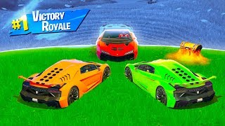 SUPERCAR BATTLE ROYALE IN GTA 5! (GTA 5 Funny Moments) BECOME A MEM...