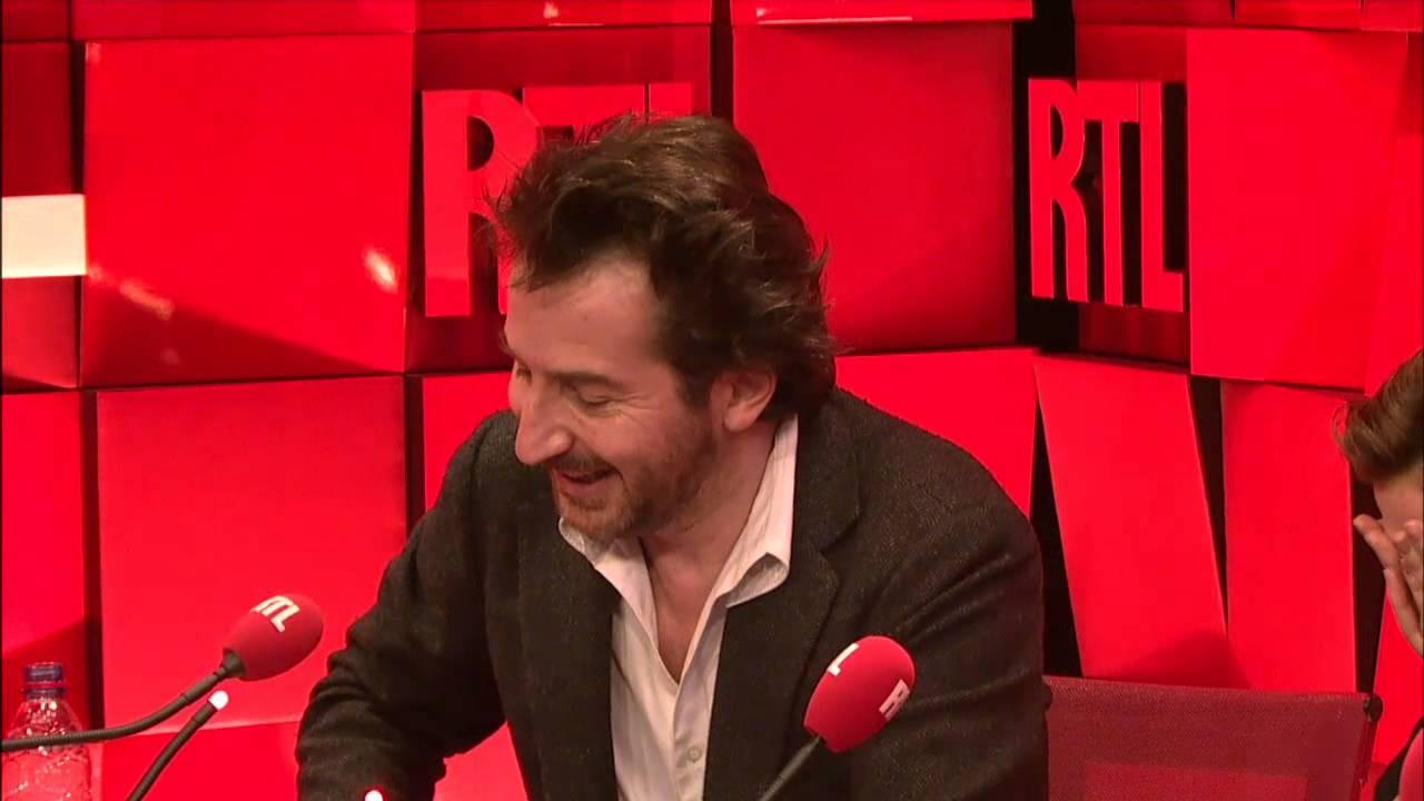 Emmanuelle Devos & Edouard Baer : Les rumeurs du net du 07/02/2014 dans A La Bonne Heure - RTL -
