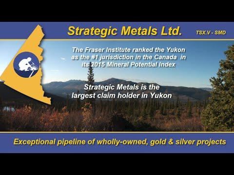Strategic Metals - Largest claim holder in the Yukon