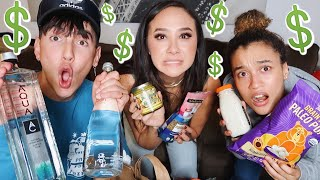Shopping at most expensive grocery store in LA... (yikes!)