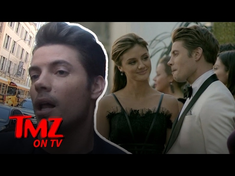 Does Arrangement's Josh Henderson Really Think Arranged Relationships Happen In Hollywood? | TMZ TV