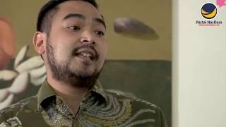 Pesan Prananda Paloh untuk Pemuda Indonesia