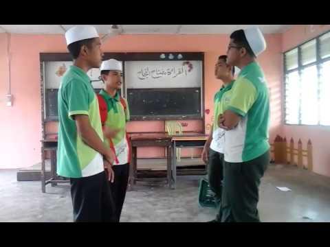 Intro nasuha cover by mukhlisun (Maahad Al-Sabirin)