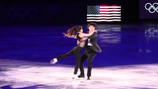 Gambar cover Maia Shibutani & Alex Shibutani  2018 Gala Feb.25,2018