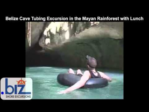 Belize Cave Tubing Excursion In The Mayan Rainforest With Lunch