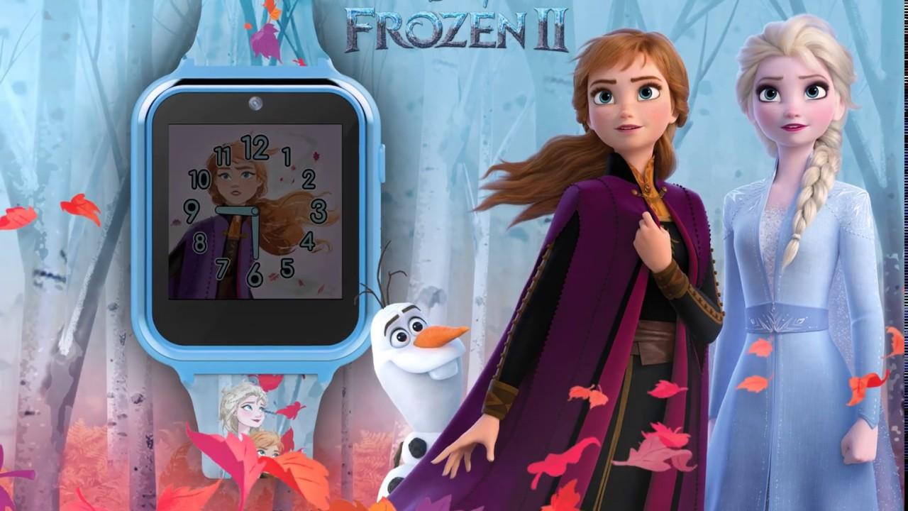 Frozen 2 Interactive Kids Watch