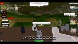 Roblox Noobs- Warrior Cats Dirtplace Edition