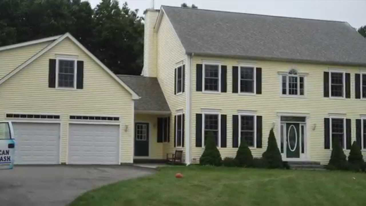 Connecticut Roof Cleaning And House Wash Cleaning Overview   Low And No  Pressure Washing Services