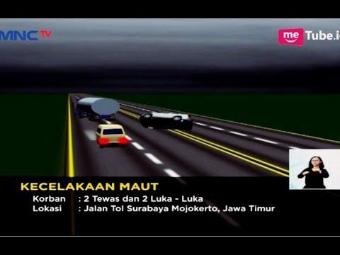 Istri dan Ajudan Tewas, Begini Kronologi Kecelakaan Mobil Kapolres Tulungagung - LIS 28/09 Mp3